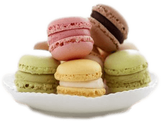 Macarons i Vimmerby