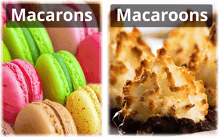 Macarons i Norrfors