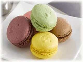 Macarons i Mariefred